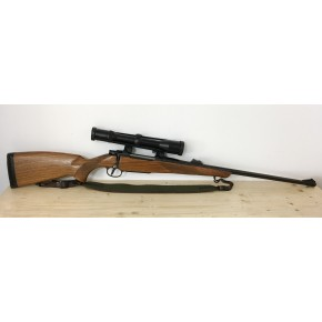 carabine CZ ZKK-602 en .375HH mag + lunette Swarovski d'occasion