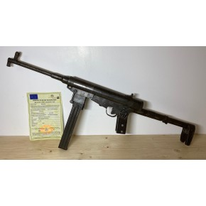 Pistolet Mitrailleur Thompson Hotchkiss 017