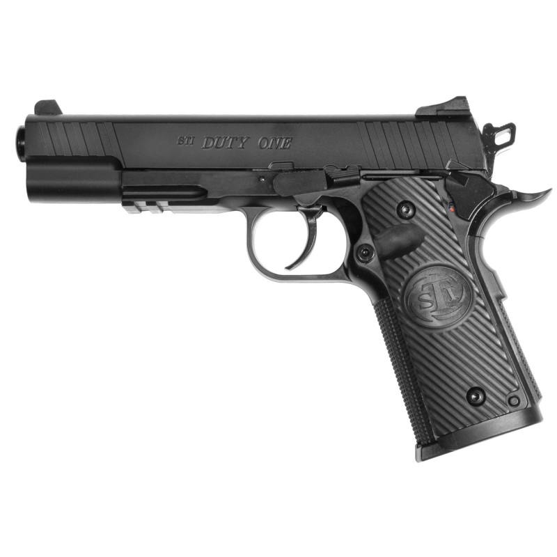 Pistolet à plombs CO2 Calibre 4.5mm ASG STI Duty One