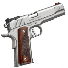 Pistolet Kimber Stainless Target II Calibre 9mm