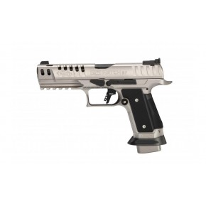 Pistolet 9mm Walther Q5 Match Steel Frame Black Tie