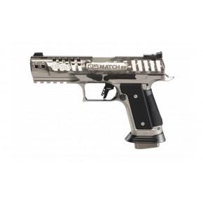 Pistolet 9mm Walther Q5 Match Steel Frame Black Patriot