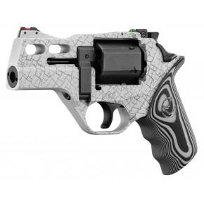 Revolver Chiappa Rhino 30 DS 3'' White Cerakote