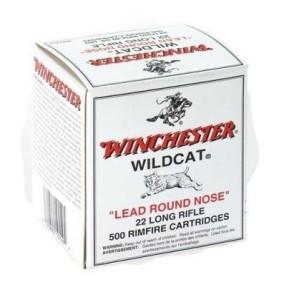 Munitions 22Lr Winchester Wildcat