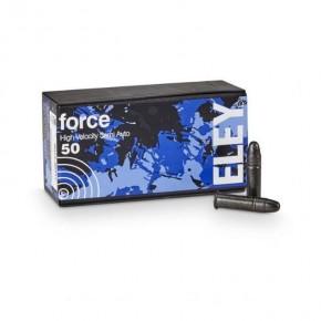 Munitions 22Lr ELEY Force Semi-Auto HP