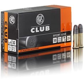 Munitions 22Lr RWS Club