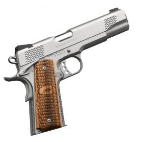 Pistolet KIMBER STAINLESS RAPTOR II Calibre 45 ACP
