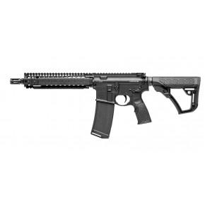 "Fusil d'assaut Daniel Défense M4 MK18 Canon 10.3"" Noir cal. 5.56"