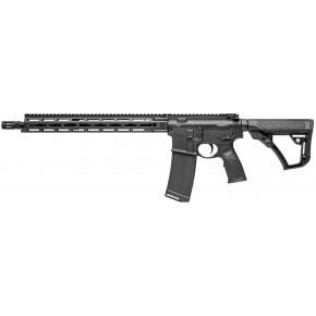 "Fusil d'assaut Daniel Défense M4 Noir Canon 16"" cal. 5.56"