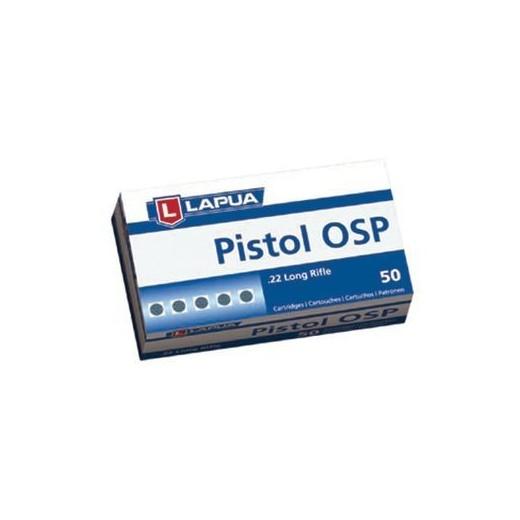 Munitions 22Lr Lapua Pistol OSP