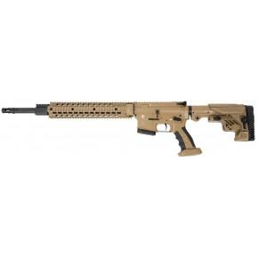 Carabine Schmeisser DMR RAL 8000 18'' cal. 223 REM TAN