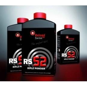 Poudre Reload Swiss RS52 Rifle Powder