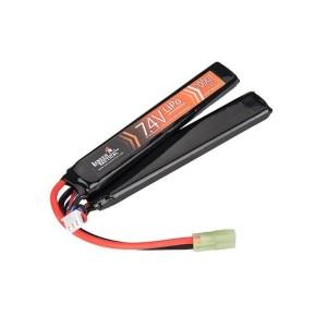 Batterie Lithium 7.4 V 2 000 MAH Lipo 15C Double Sticks