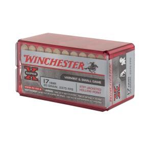Munitions Super-X cal. 17 HMR Winchester