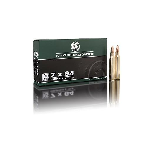 Munitions 7X64 RWS KS