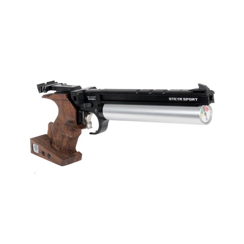 Pistolet à plombs STEYR LP50 Noir