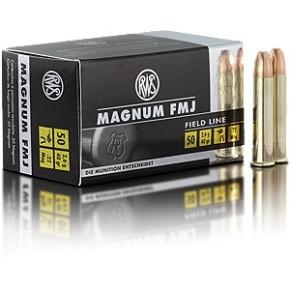 Munitions 22 Magnum RWS FMJ