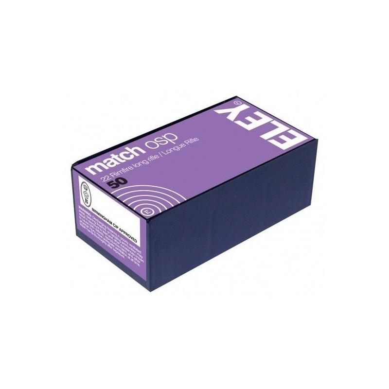 Munitions 22Lr ELEY OSP