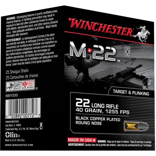 Munitions 22Lr Winchester M22