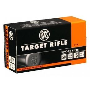 Munitions 22Lr RWS Target Rifle