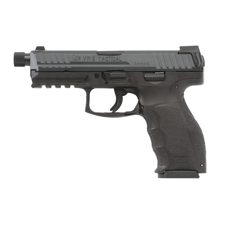 Pistolet 9mm H&K VP Tactical