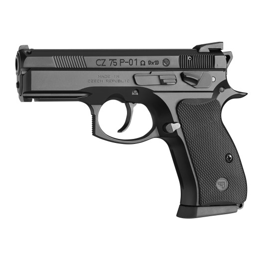 Pistolet 9mm C.Z 75 P-01 Compact Omega