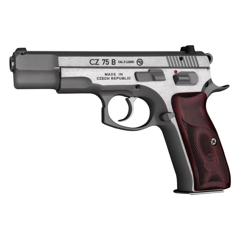 Pistolet 9mm C.Z 75B New Edition