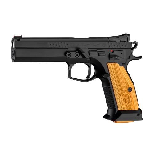 Pistolet 40S&W C.Z 75 TS Orange