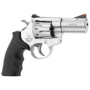 Revolver 22Lr Alpha Proj 3 pouces inox