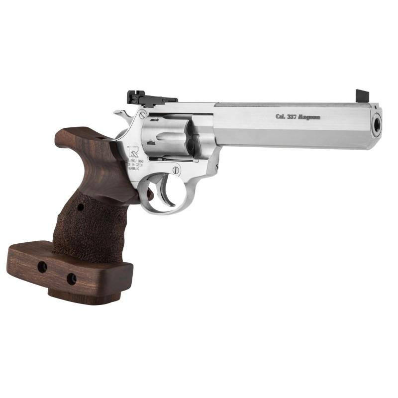 Revolver 38/357 Sport Alpha Proj 6 pouces inox