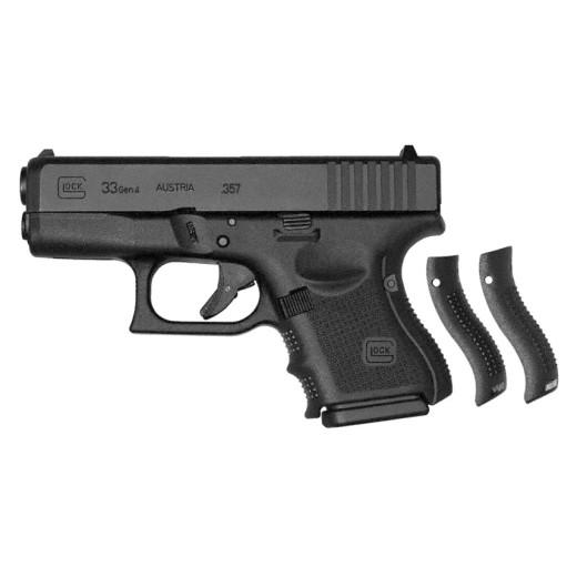 Pistolet 357SIG Glock 33 Génération 4