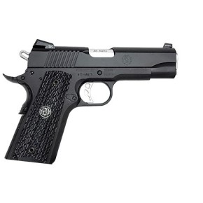 Pistolet 45ACP Ruger SR1911 Plaquettes Micarta Compact
