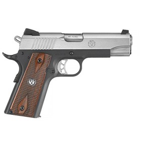 Pistolet 45ACP Ruger SR1911 Canon anodisé Light Weight