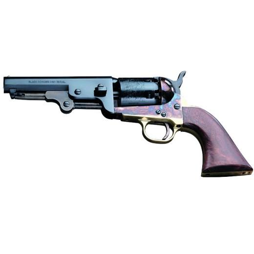 Revolver Pietta Modèle 1851 Navy Yank Shériff calibre 44