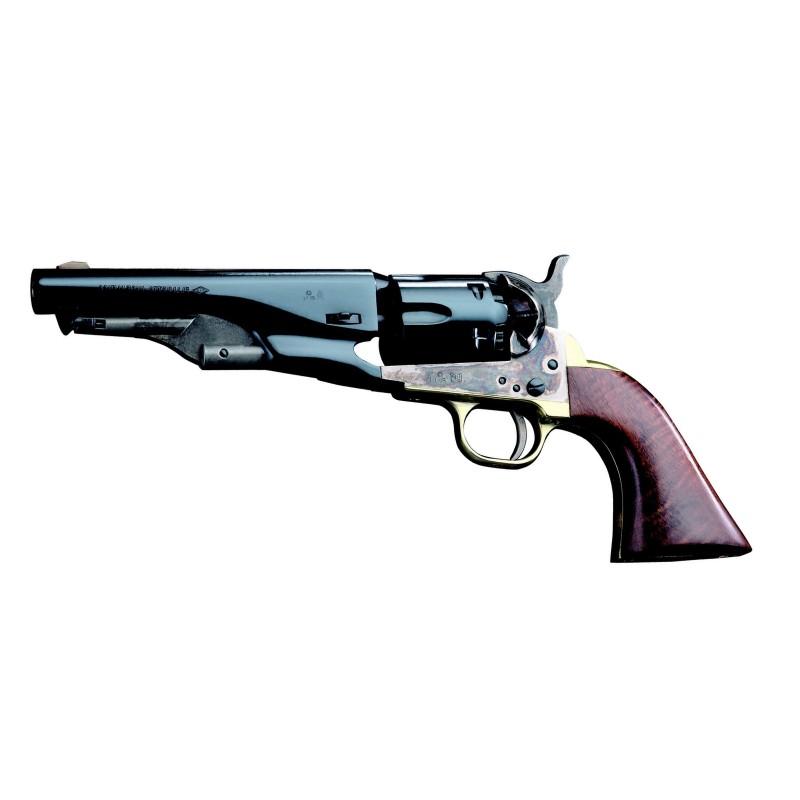 Revolver Pietta Modèle 1862 Colt Pocket Police Acier Sheriff calibre 44