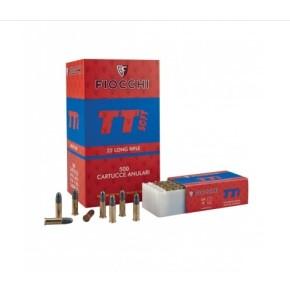 Munitions 22LR Fiocchi TT Soft