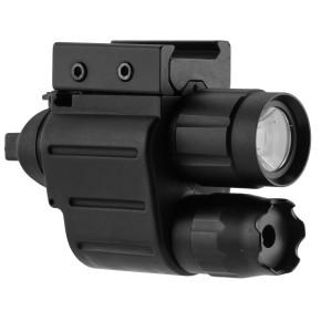 Lampe et laser Tactical RTI