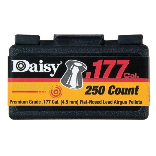 Plombs Daisy tête plate diamètre 4.50