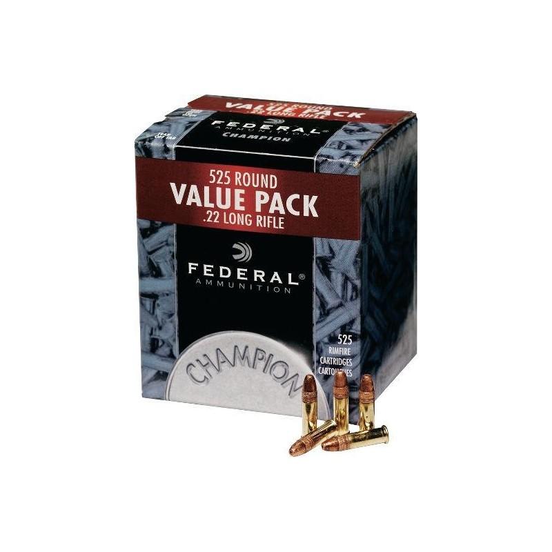 Munitions 22Lr Federal Champion