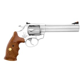 Revolver 38/357 Alpha Proj 6 pouces inox