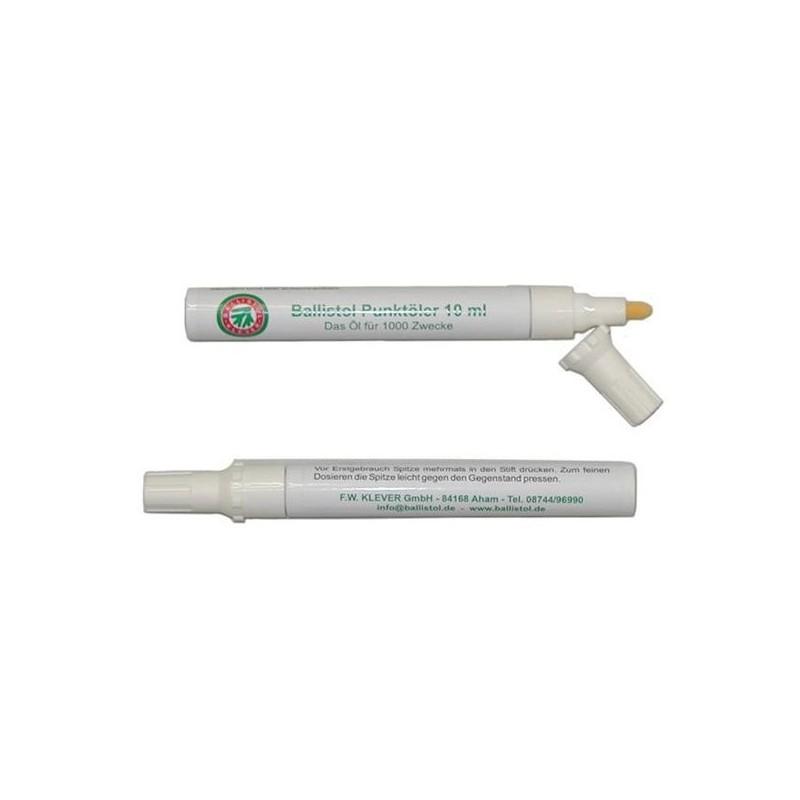 Huile en stylo 10ml BALLISTOL