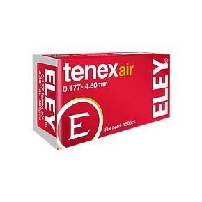 Plombs Eley Tenex Air Diamètre 4.50mm