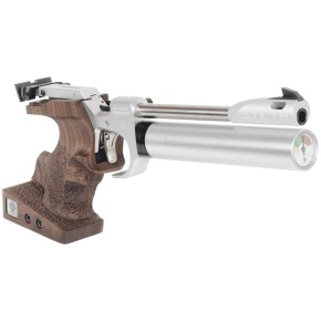 Pistolet à plombs STEYR LP2 Silver Compact