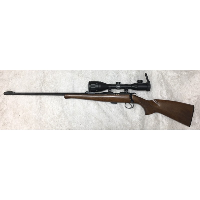 Carabine CZ 452 Gaucher calibre 22Lr d'occasion
