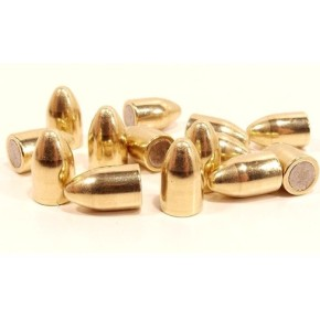 Ogives Sellier & Bellot 9mm RN 124 grains diamètre 355