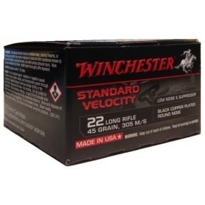 Munitions 22Lr Winchester Standard Velocity