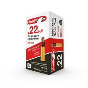 Munitions 22Lr Aguila Super Extra