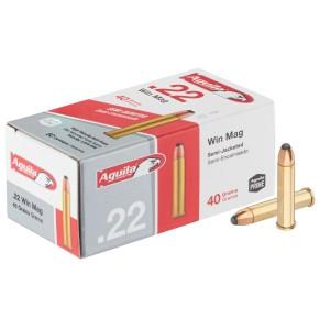 Munitions 22Lr Aguila 22 Winchester Magnum