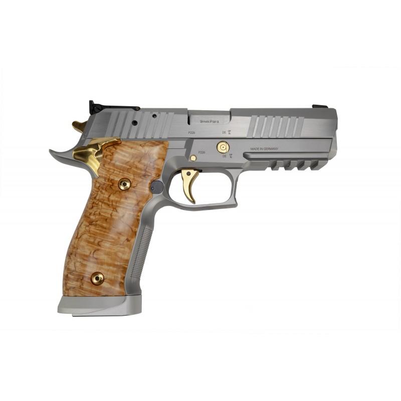 PISTOLET SIG SAUER P226 X-SHORT SCANDIC C/9 MM LUGER