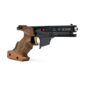 Pistolet Morini CM 22M Rapid Fire Steel Calibre 22lr
